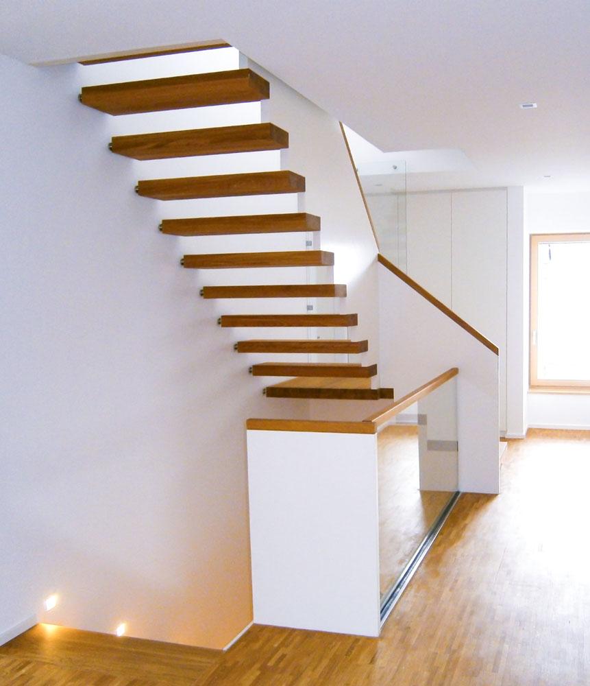 Amüsant Schwebende Treppe Sammlung Von Ausstellung: